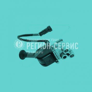 UC1A11.3537010-Кран тормозной обратного действия с ручным управлением УРАЛ-NEXT  фото