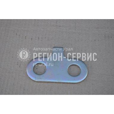 У55571-3501144-Накладка осей колодок тормоза фото
