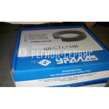 375ДЯ-2402120-Шестерня ведомая цилиндрическая (48 зубьев) фото