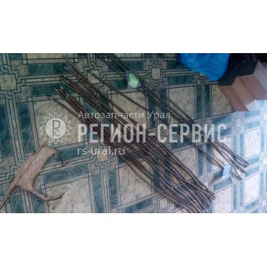375-35060-Комплект тормозных трубок (гидравлика) 12 шт. медь фото