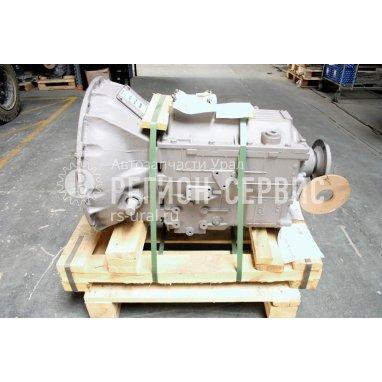 2361-1700004-56-Коробка передач КПП УРАЛ (двигатель ЯМЗ-236 НЕ2 усиленный вал,еврофланец, первичный вал на 2 дюйма (однодисковое сцепление) фото