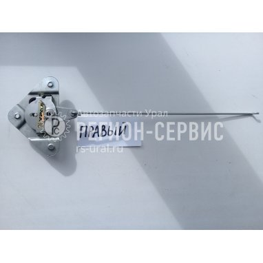 4320Х-6105080-Привод замка двери правый фото