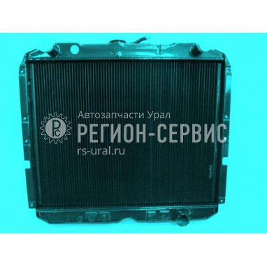 5323Я-1301010-12-Радиатор охлаждения (3-х рядный) фото