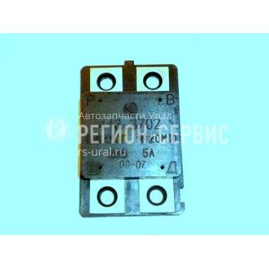 443.3702- Реле регулятор напряжения КАМАЗ,МАЗ (24 в) фото