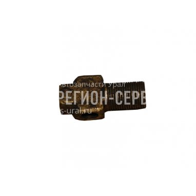 375-3506011-Тройник центральный трубопровода рабочих тормозов фото