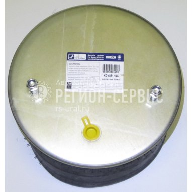 KG4881.1NC-Пневмоподушка с металлическим стаканом kg4881.1nc - bpw (Производитель KRAFTIGER) фото