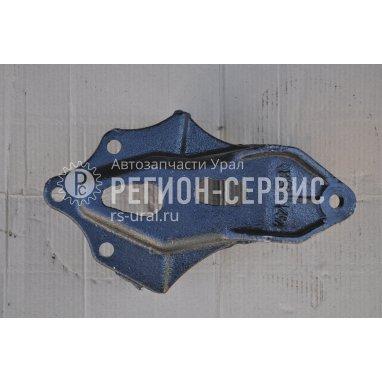 4320-2902443-Кронштейн передней рессоры задний левый с вкладышами фото