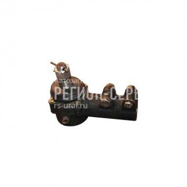 4320-3414012-Наконечник тяги сошки (с пыльником, гайкой) фото