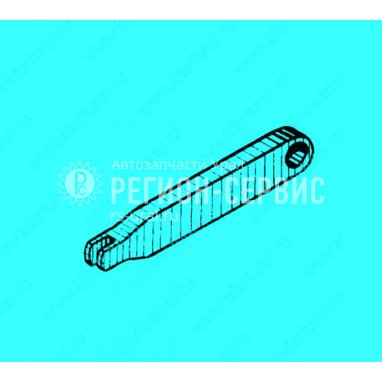 4320-3507162-Штанга колодок стояночного тормоза фото