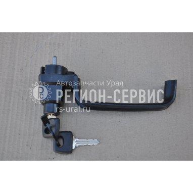4320Ф-6105150-02-Ручка двери левая наружная с ключем фото