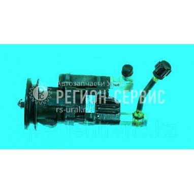 4320Я3-3407200-Насос гидроусилителя  (коллектор,шкив,трубка,основа) фото