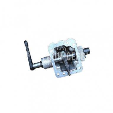 5323РХ-1702200-21-Механизм дистанционного переключения передач (кривая тяга) фото
