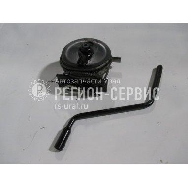 3255-3105838-Редуктор с тросом подъема запасного колеса L= 7800 мм.  фото