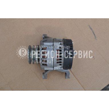 3112.3771-Генератор МАЗ, ЛАЗ, УРАЛ двигатели ЯМЗ-236, 7511,7601 28В/ 80А компакт ПРАМО-Электро фото