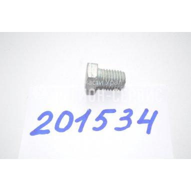 201534 П29-Болт М12х1.5х16 гайки дифференциала стопорной фото