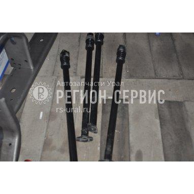 63645-1703325-Механизм промежуточный (привод управления КПП) фото