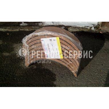 375-3507020-Накладка фрикционная стояночного тормоза (Фритекс) фото