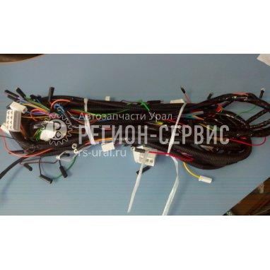 43204Х-3724535-Пучок проводов задний по раме под пучок фонарей фото