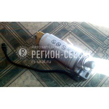 PL420-Фильтр грубой очистки топлива КамАЗ, MB, MAN, VOLVO PreLine 420 с подогревом фото