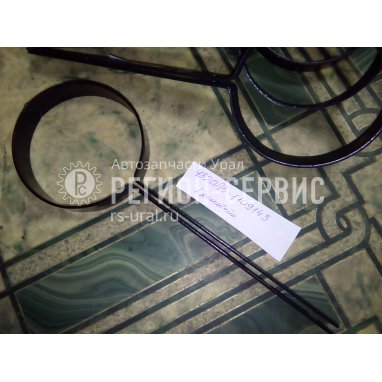 4320Я3-1109143-Кронштейн воздуховодов охладителя фото