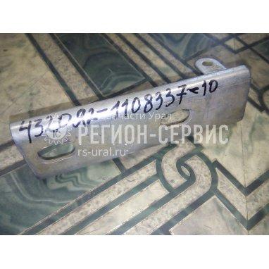 4320Я2-1108337-10-Планка с кронштейном пневмоцилиндра в сборе фото