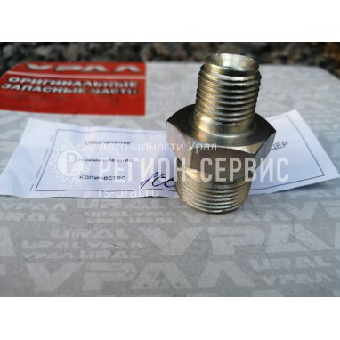 43205-3407295-Штуцер насоса гидроусилителя фото