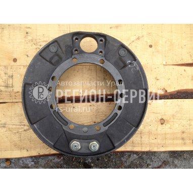 4320БУ-3501007-10-Суппорт тормоза с колодками, левый (без АБС, пневмотормоз) фото