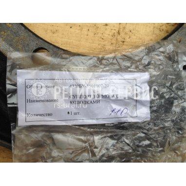 4320БУ-3501007-20-Суппорт тормоза с колодками правый (АБС, пневмотормоза) фото